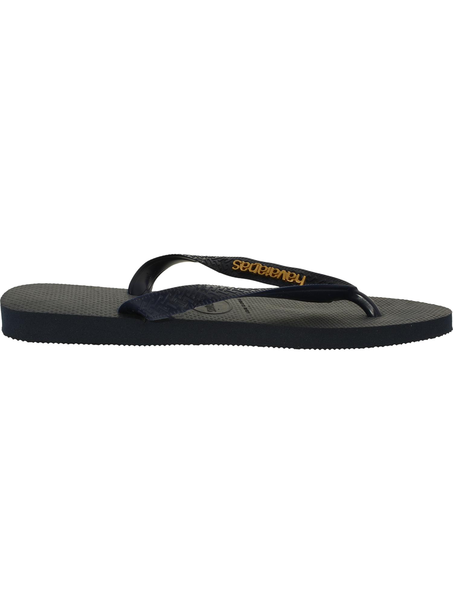 Havaianas-Women-039-s-H-L-Metallic-Rubber-Sandal thumbnail 5