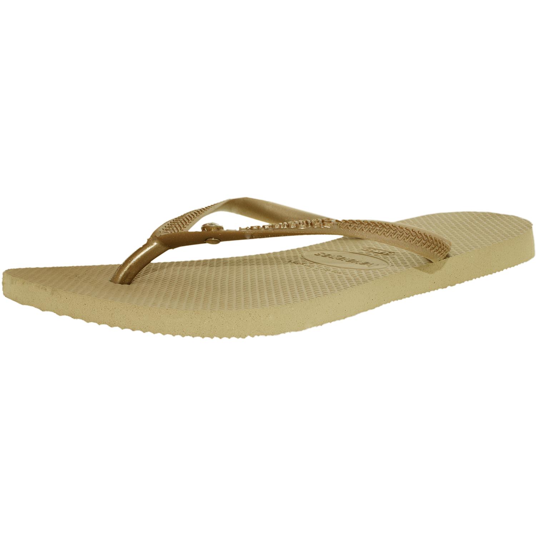 730168afa Havaianas Women s H. SL C Glamour SW Rubber Sandal Sand Grey light ...