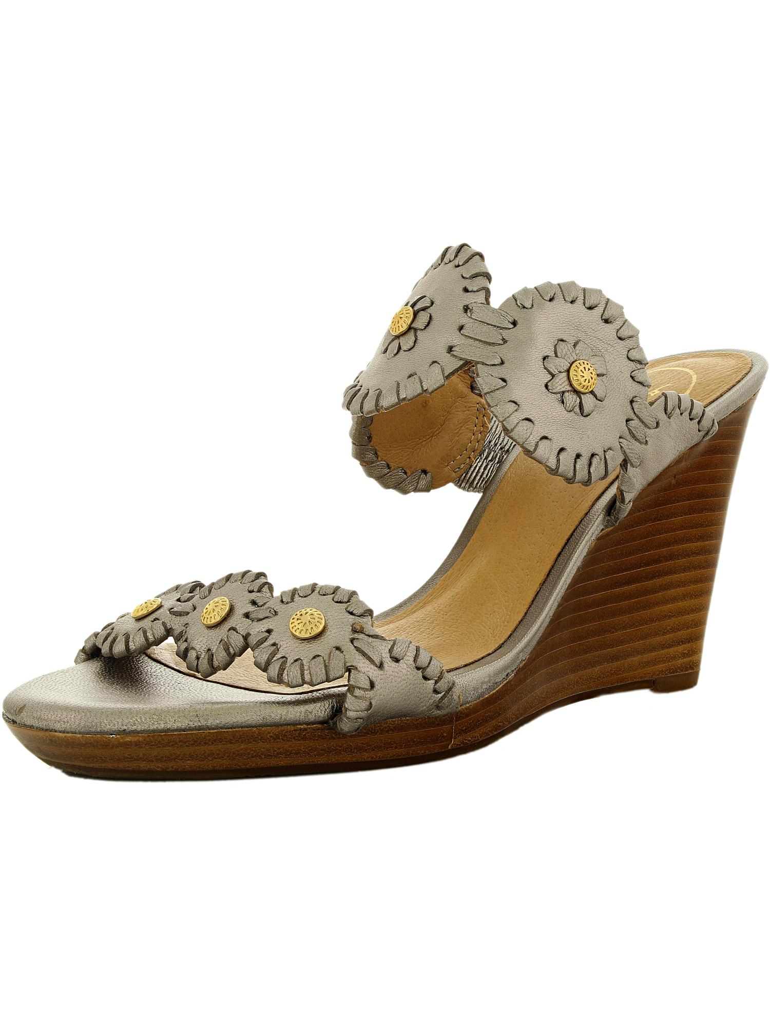 c4b031af080 Jack Rogers Women s Layne Leather Ankle-High Sandal