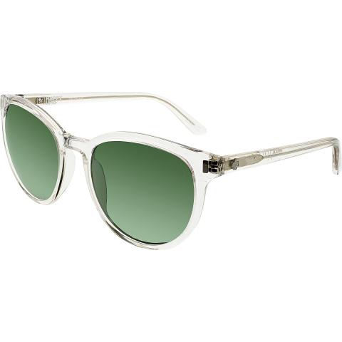 Spy Men's Alcatraz 673121584863 Clear Oval Sunglasses