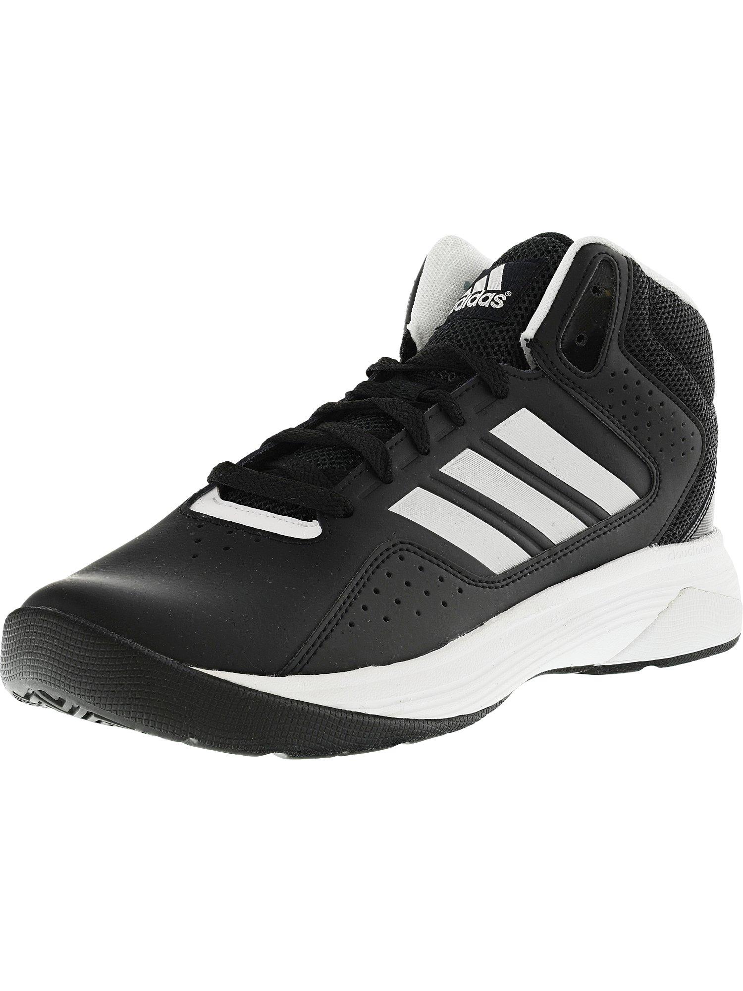 0e274a4d723a Adidas Men s Cloudfoam Ilation Mid High-Top Leather Basketball Shoe ...
