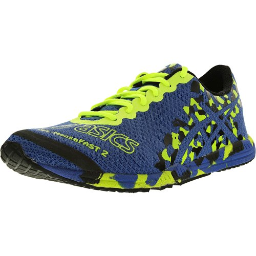 ... UPC 887749232783 product image for Asics Men\u0027s Gel Noosafast 2  Royal/Flash Yellow/Black
