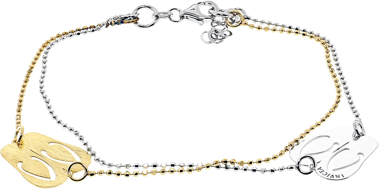 """Invicta_Women's_Flip_Flops_Bracelets_Chain_Bracelet_-_8"""""""