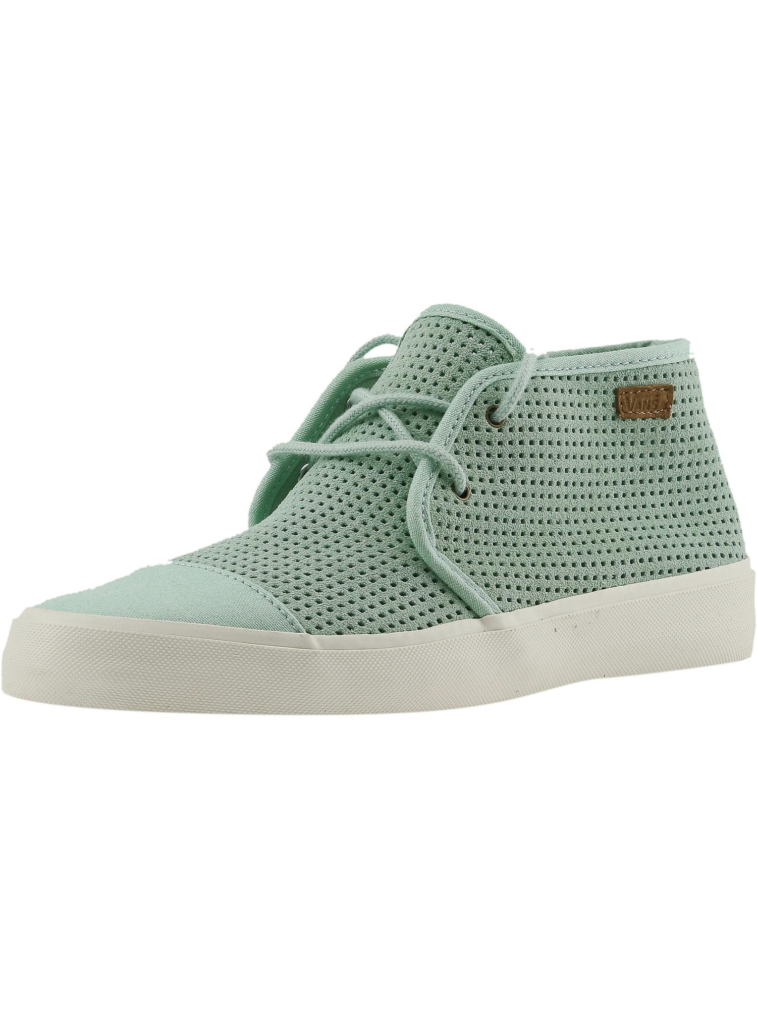 Vans-Women-039-s-Rhea-Square-Perf-Ankle-