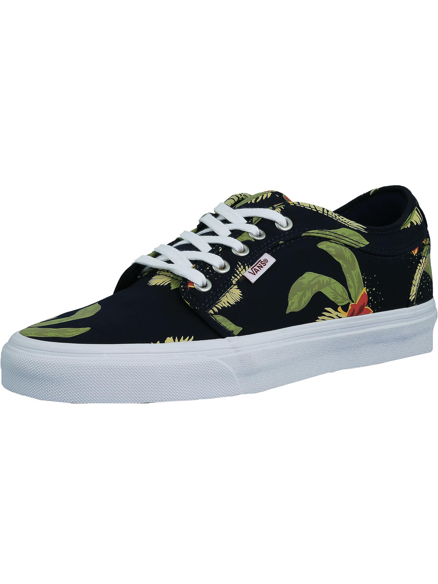 Vans Men's Chukka Low Aloha Ankle-High Fabric Skateboarding Shoe
