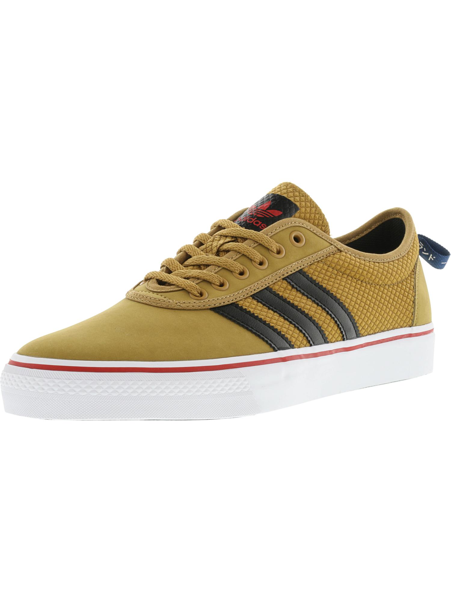 adidas männer adi leichtigkeit knöchel schuh hohen leinwand skateboard - schuh knöchel 9ee676