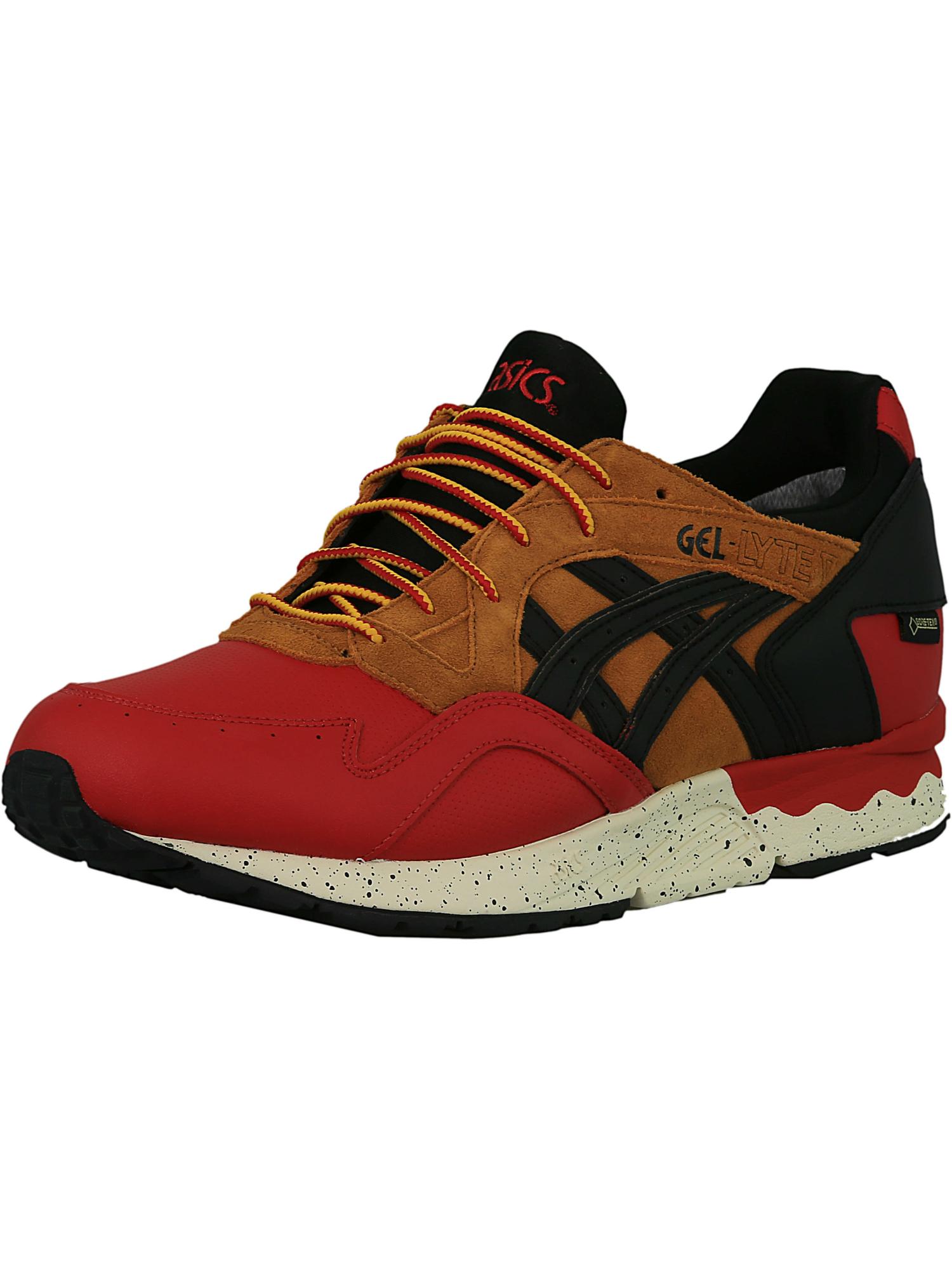 Mens Gel-Lyte V G-TX Red/Black Ankle-High Leather Running Shoe - 11M Asics Günstig Kaufen 2018 Neue 0cmQbuYBga