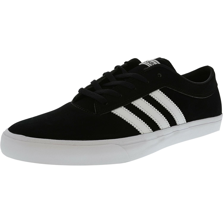 Adidas Men's Sellwood Ankle-High Leather Skateboarding Shoe