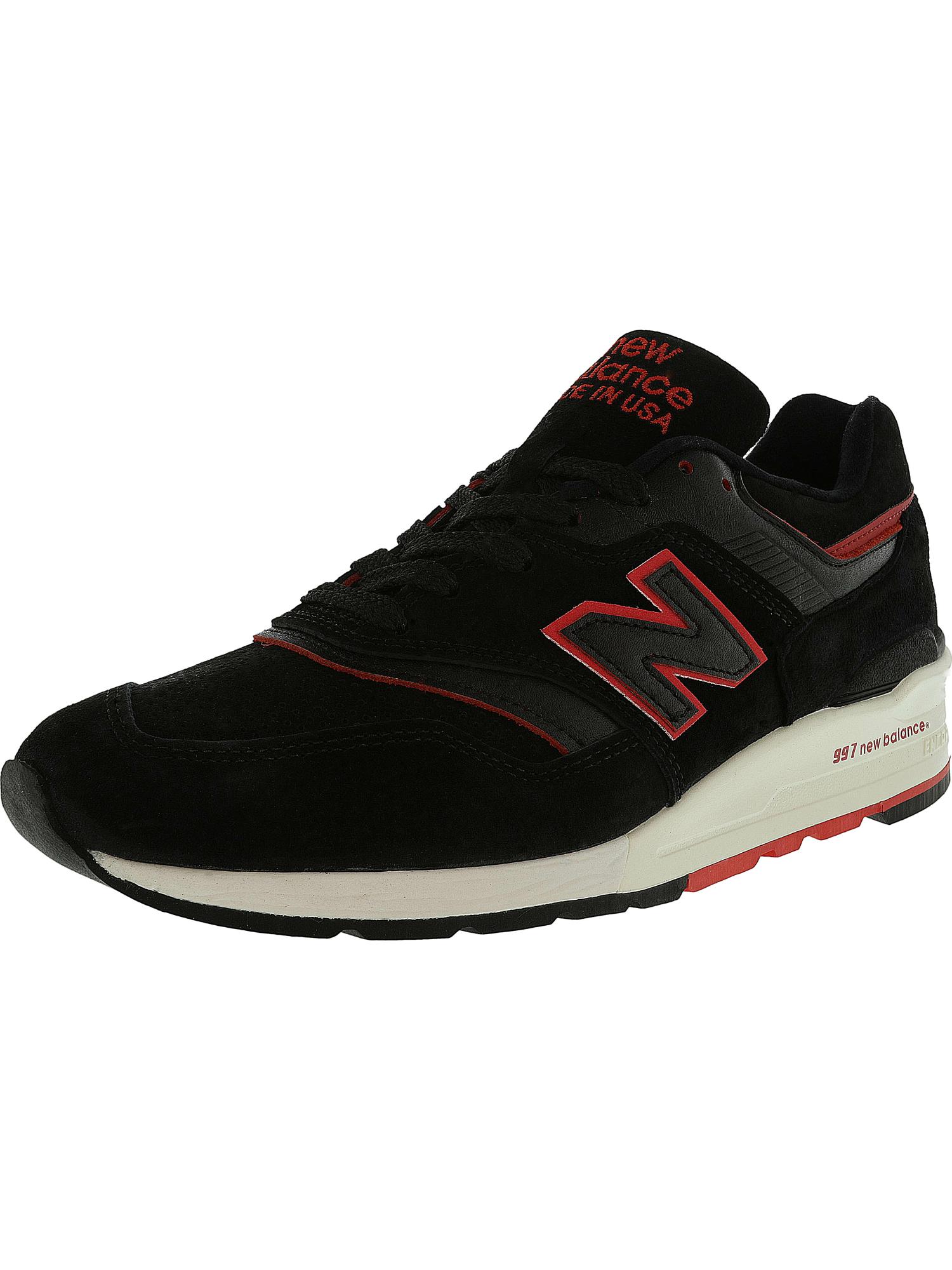online store 4f151 5507c ... New Balance Men s M997 M997 M997 Ankle-High Fashion Sneaker e0a231 ...