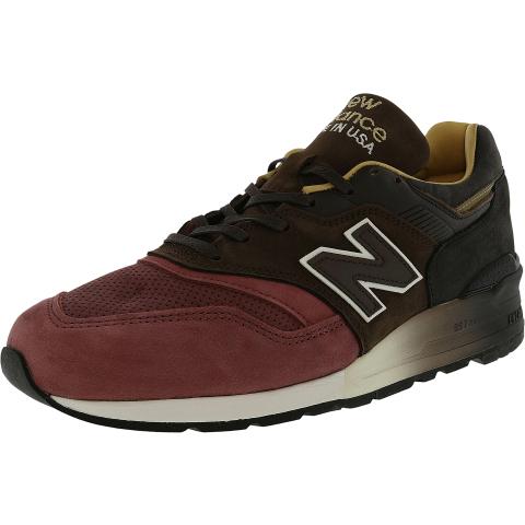 New Balance Men's M997 Ankle-High Fashion Sneaker
