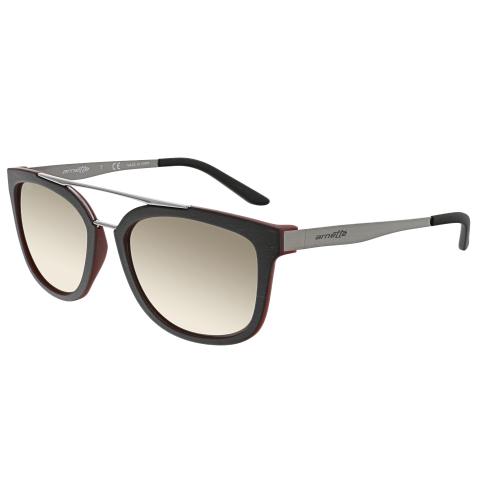 Arnette Men's AN4232-24295A-56 Brown Rectangle Sunglasses