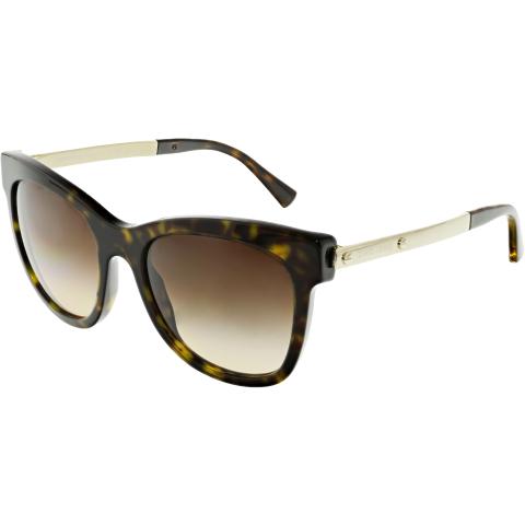 Giorgio Armani Women's Gradient AR8011-502613-53 Brown Square Sunglasses