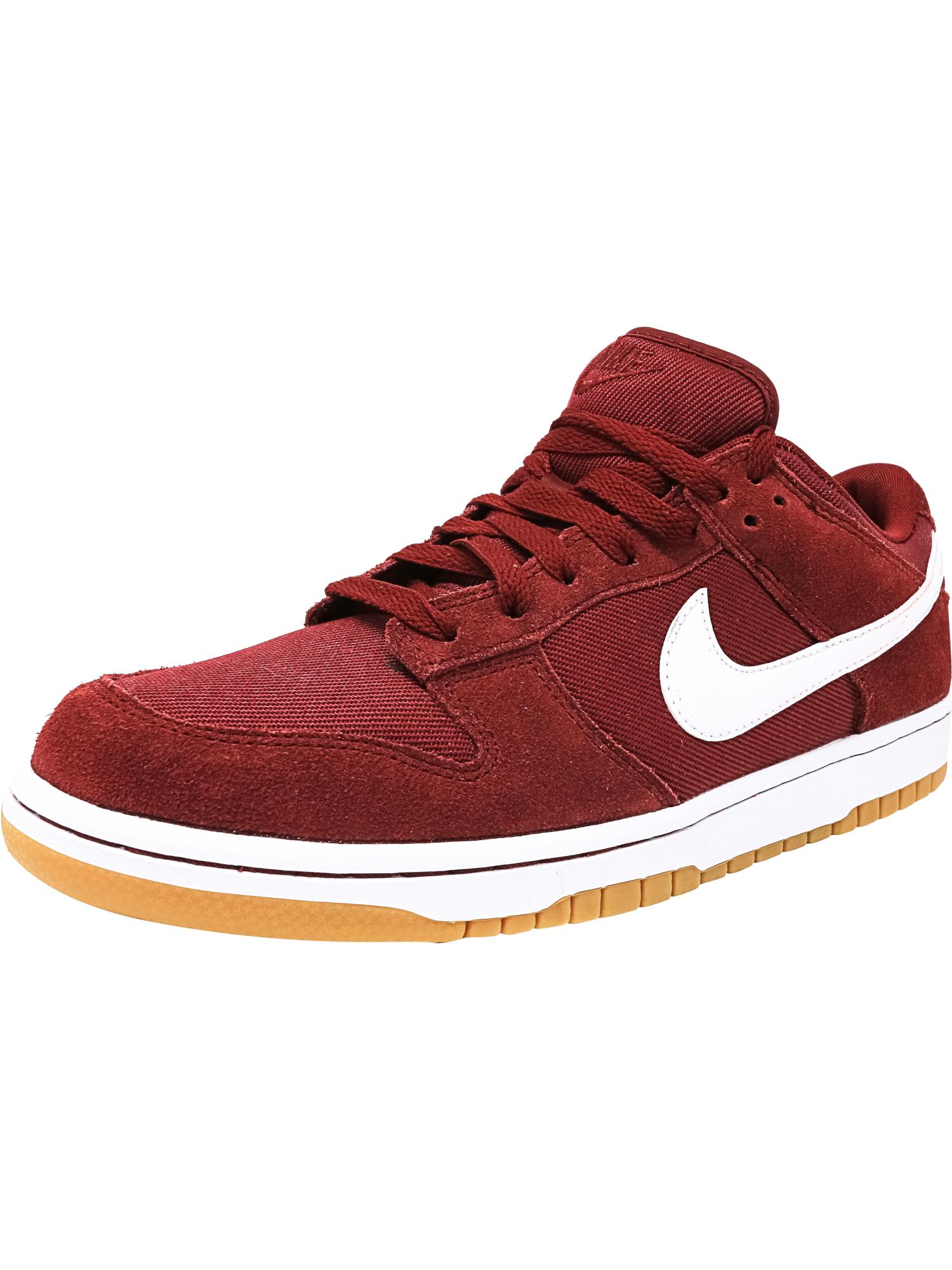 sports shoes 496f7 e1e93 ... Nike Men s Dunk Low Ankle-High Suede Fashion Sneaker Sneaker Sneaker  12835e