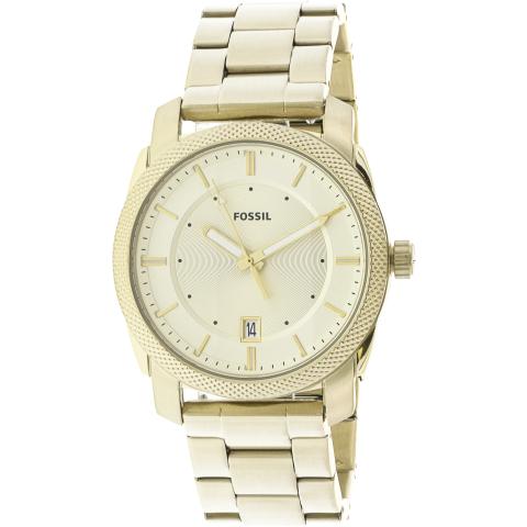 Fossil Men's Machine FS5264 Gold  Fashion Watch