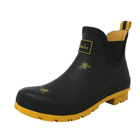 Joules Women's Wellibob Ankle-High Rubber Rain Boot