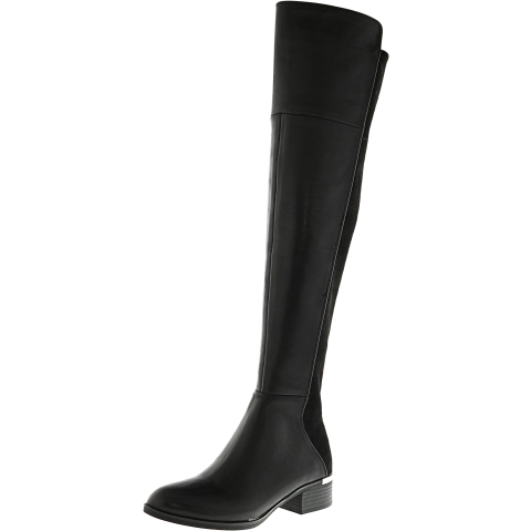 Bar Iii Women's Rene Knee-High Leather Boot