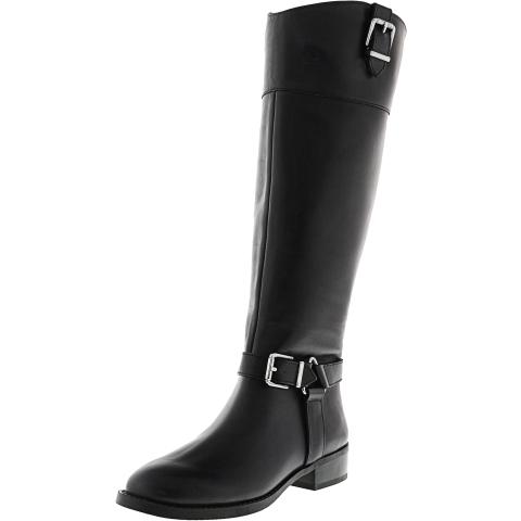 Inc Women's Fedee Knee-High Leather Equestrian Boot