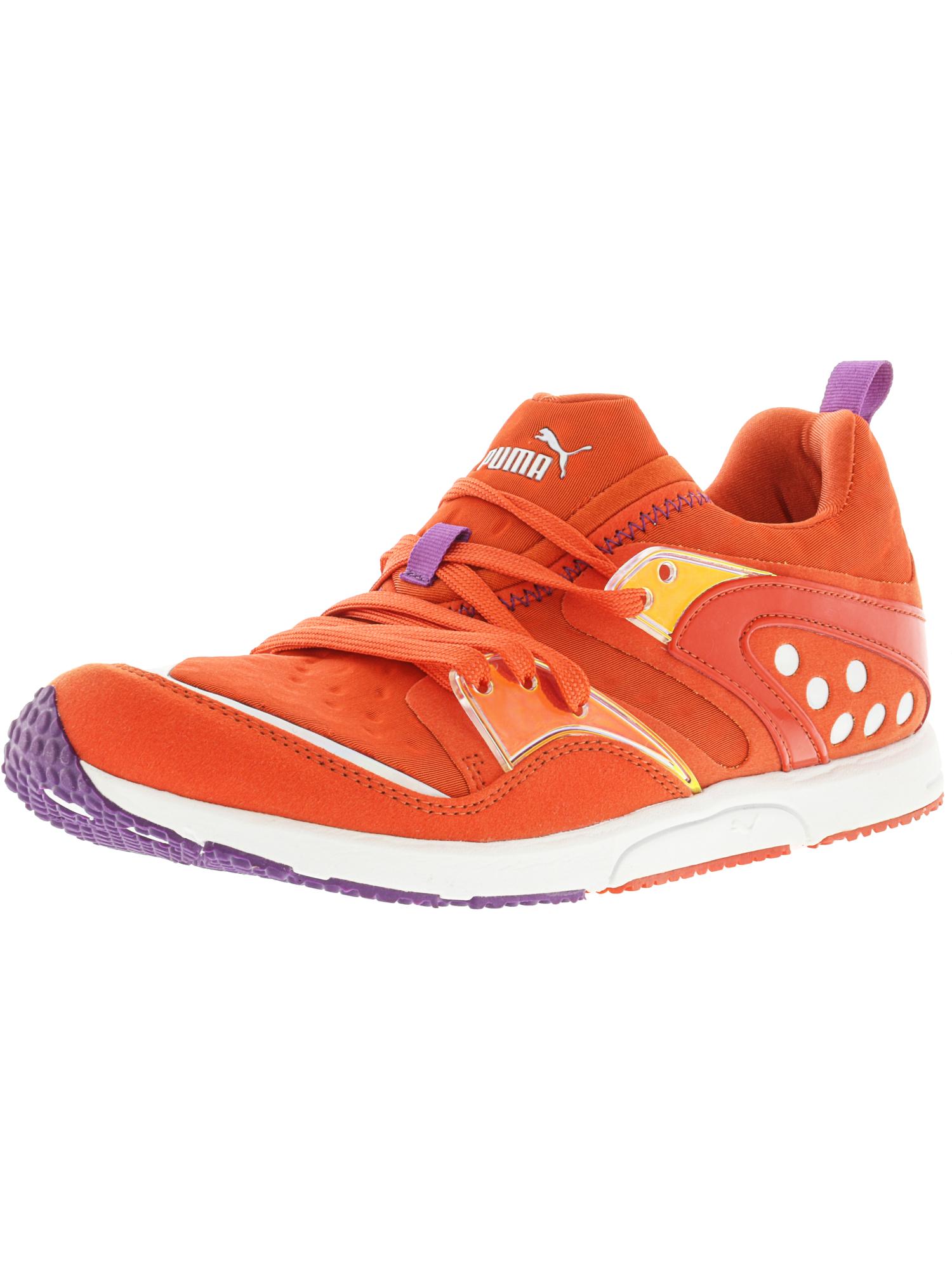 Puma-Women-039-s-Future-Blaze-Lite-Iridescent-Ankle-High-Fabric-Running-Shoe thumbnail 3