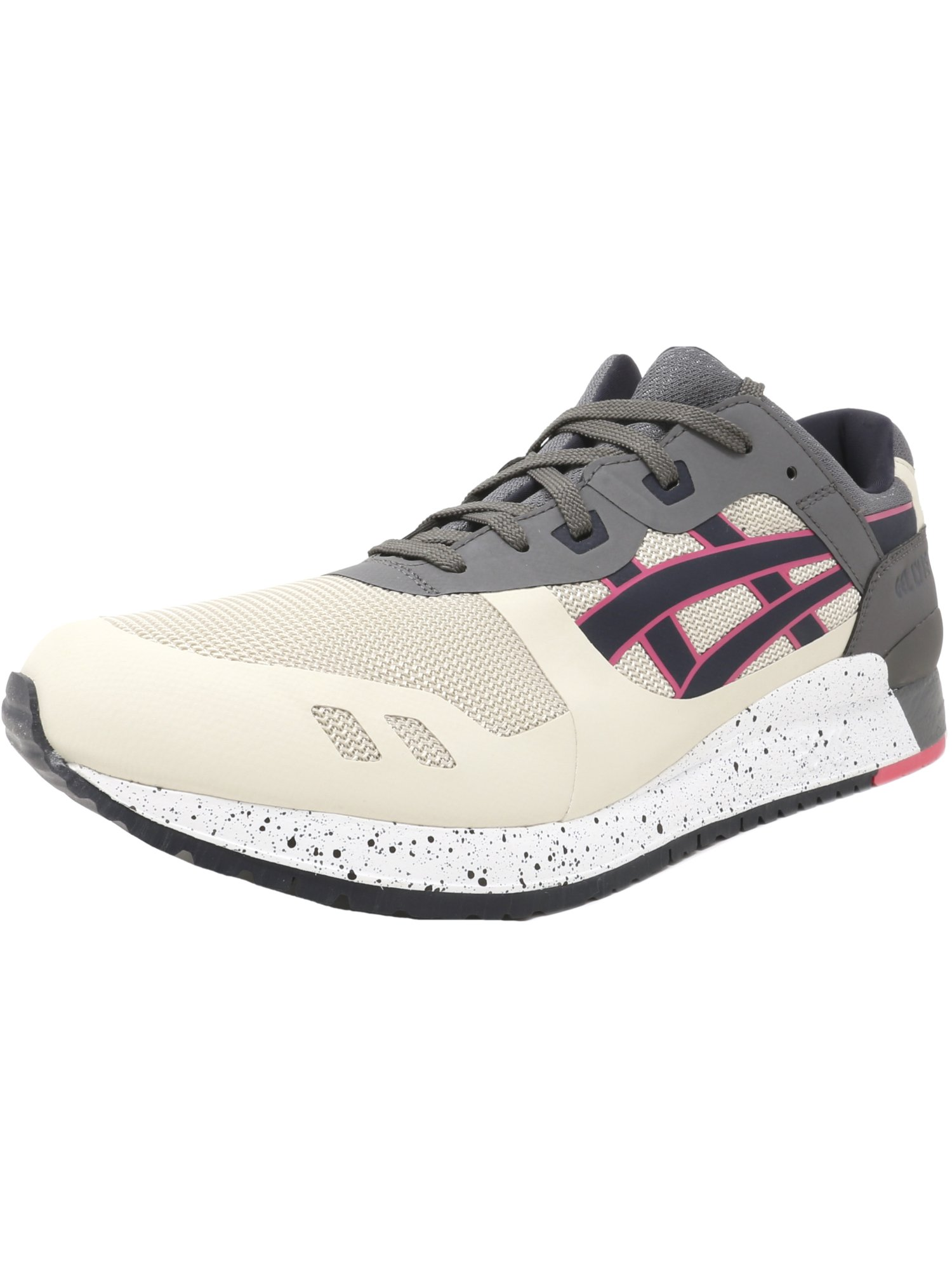 ASICS Mens ASICS Fashion Gel Lyte III NS Sneaker Fashion Blanc Blanc/ Inde Encre 9 M 7e27e3c - sbsgrp.website