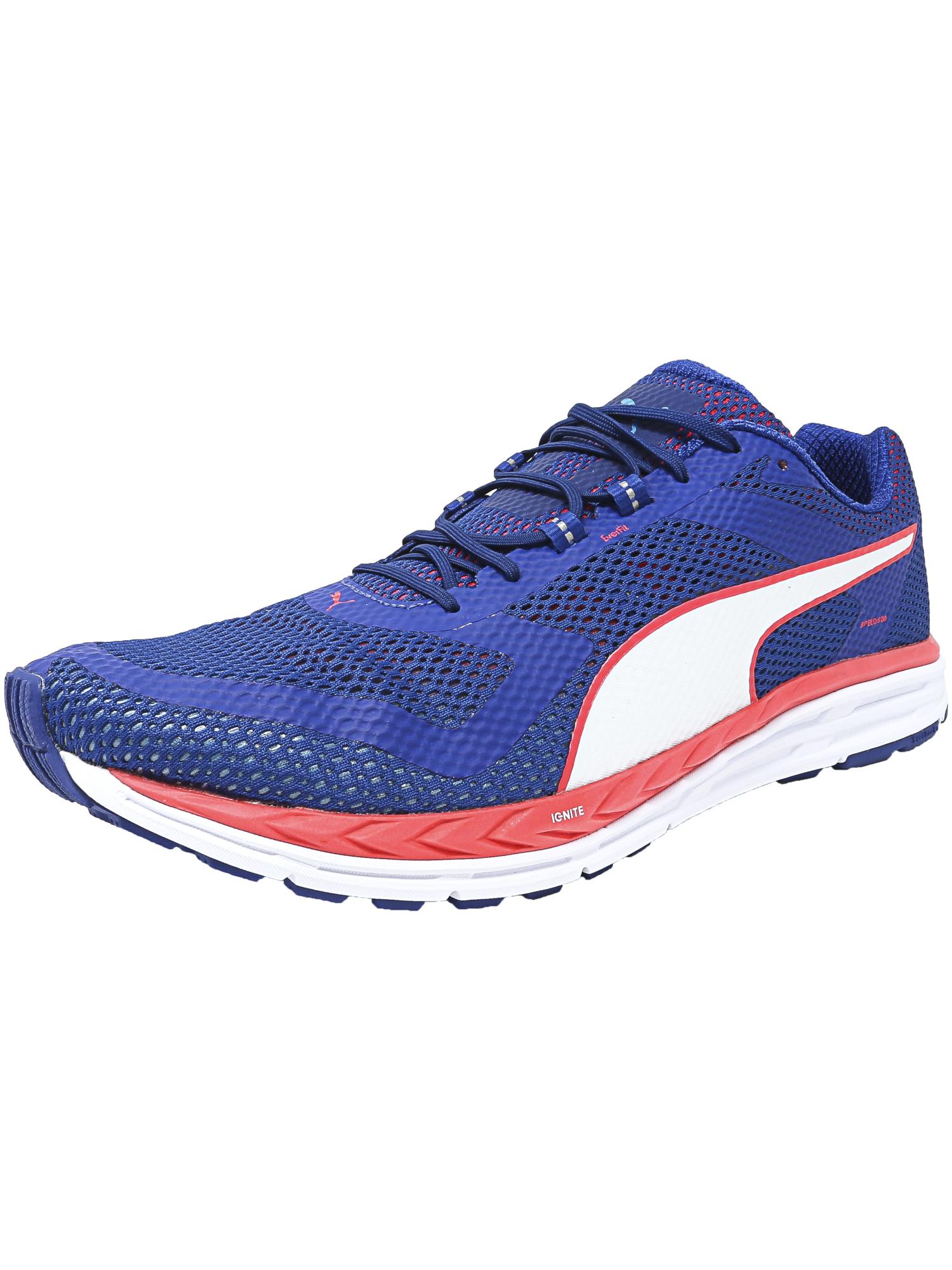 Puma Men's Speed 500 Ignite Shoe Ankle-High Fabric Running Shoe Ignite 69a21c