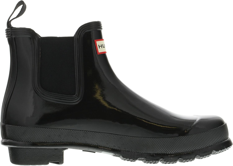 Hunter-Women-039-s-Original-Chelsea-Rgl-Ankle-High-Rubber-Rain-Boot thumbnail 5