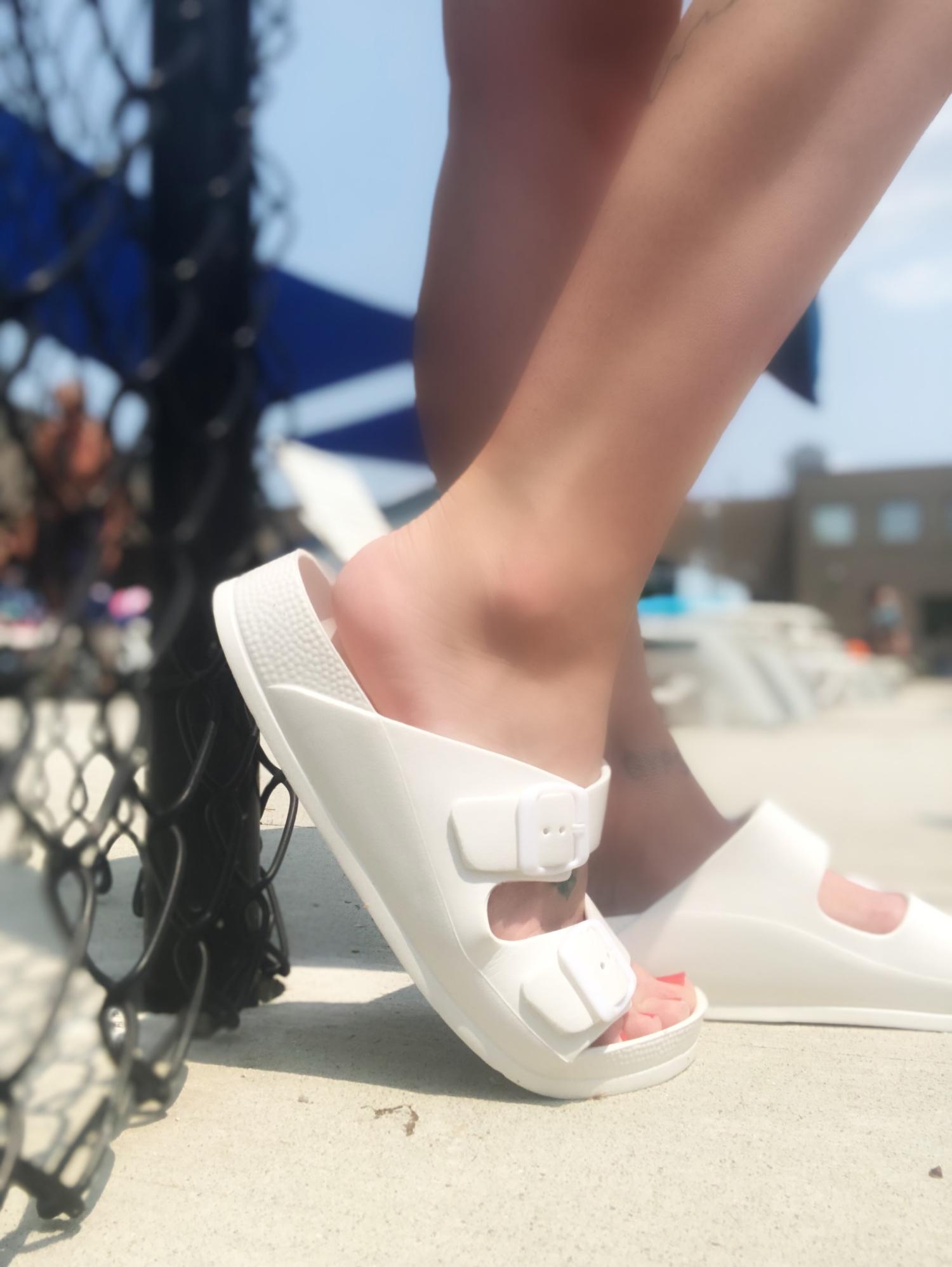 Exotic-Identity-Sandal-for-Women-Waterproof-Slip-On-EVA-Material-Odor-Res thumbnail 16
