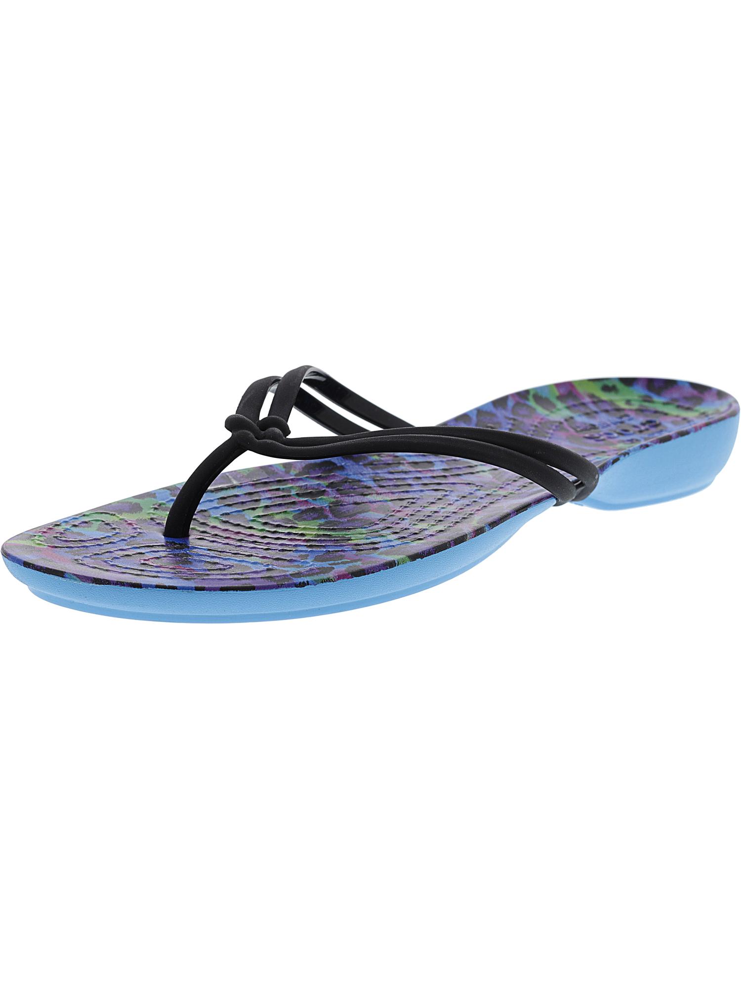 737f5dea0 Crocs Women s Kadee Ii Leopard Print Flip Flop Ltd Sandal