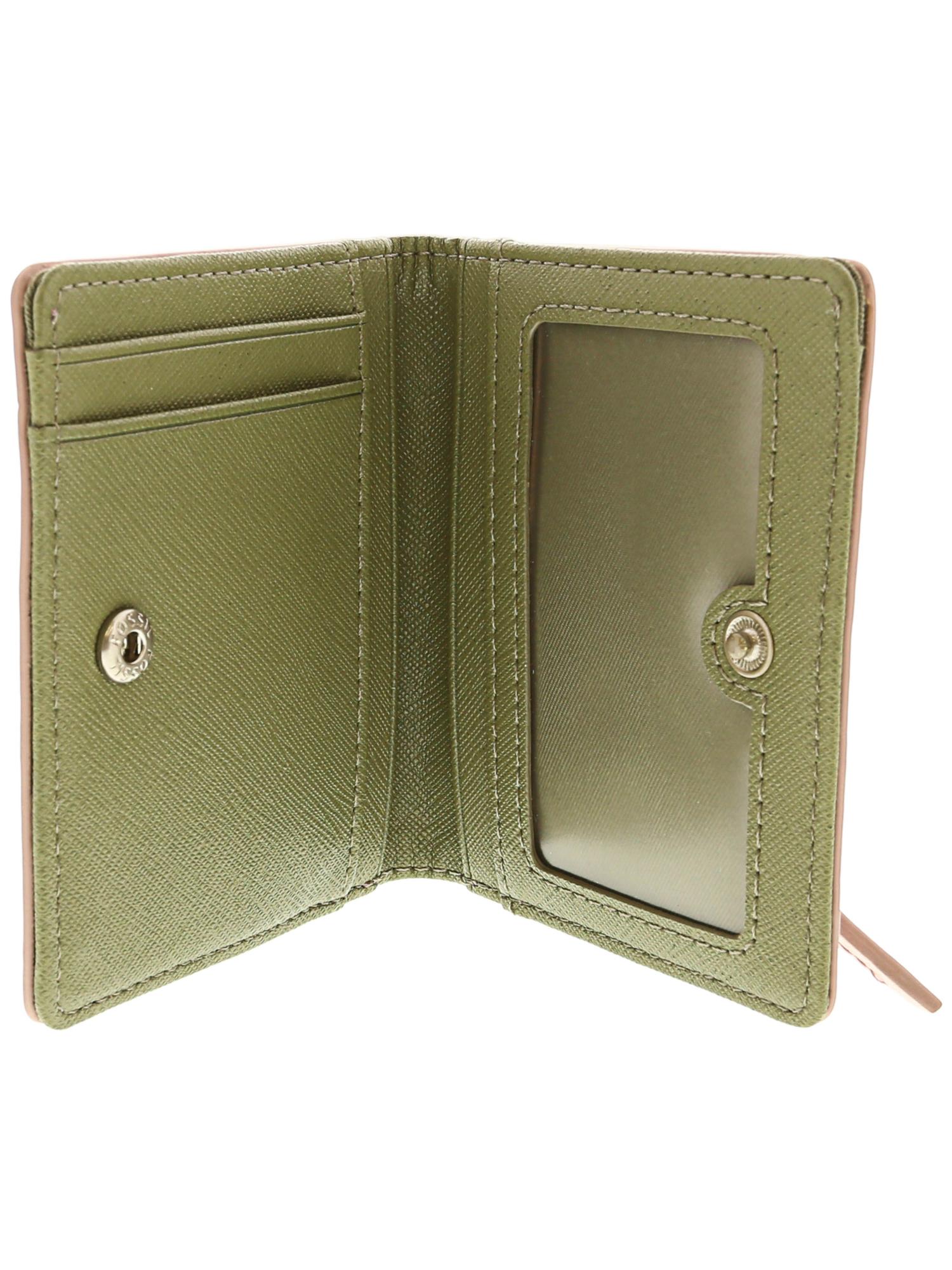 Fossil-Women-039-s-Emma-Rfid-Mini-Leather-Wallet thumbnail 10