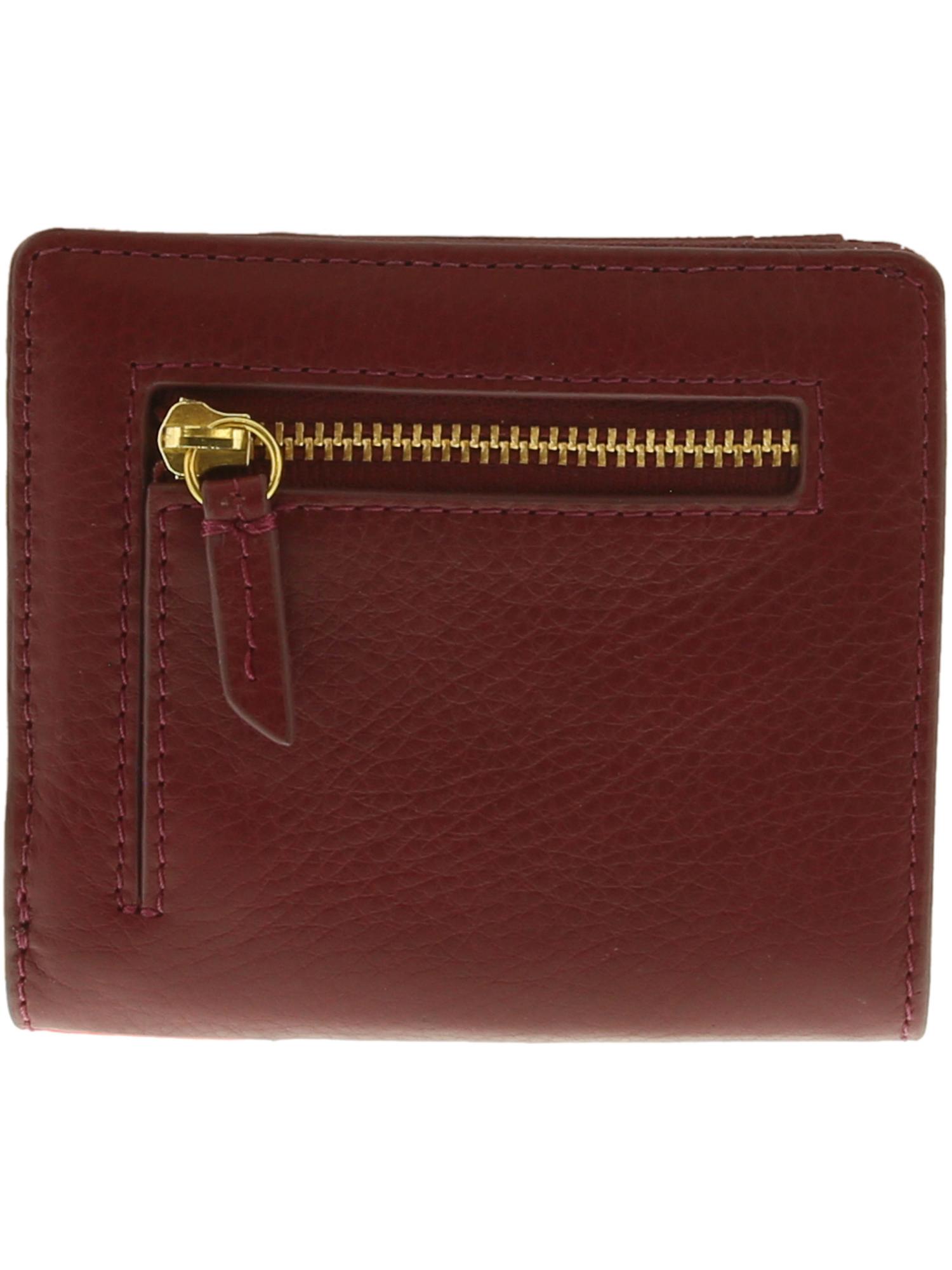 Fossil-Women-039-s-Emma-Rfid-Mini-Leather-Wallet thumbnail 29