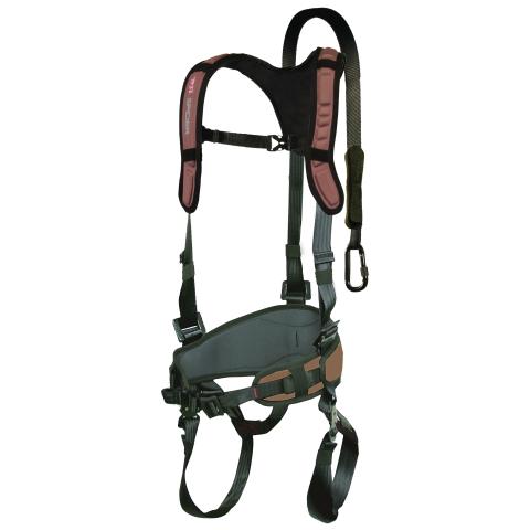 ScentBlocker Tree Spider Venom Harness, Padded, Flexible, Quick Release, Easily Adjustable, ShockBlocker Technology, Lightweight