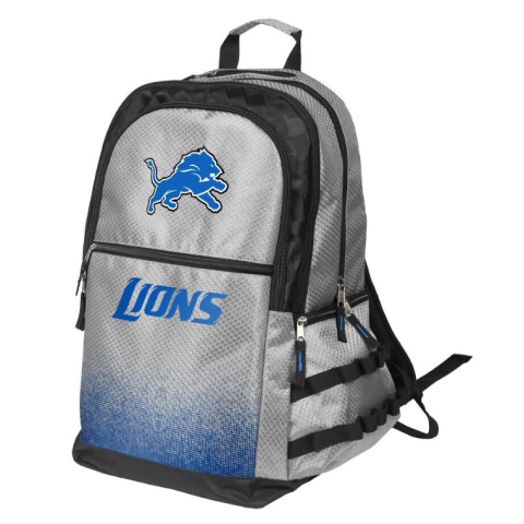 Forever Collectibles Detroit Lions Gradient Elite Backpack