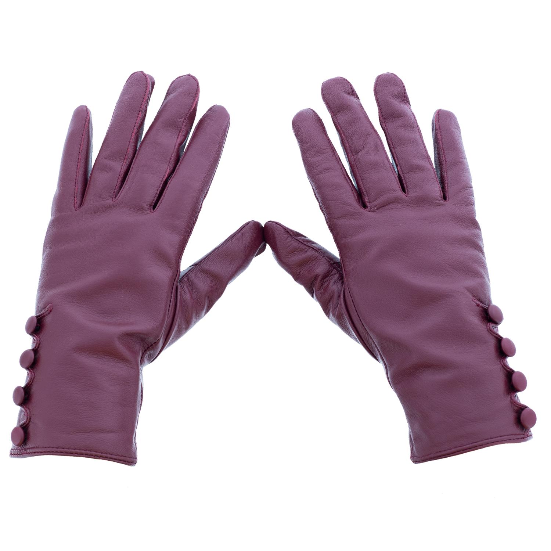 Etcetera Shiraz Gloves, Vintage, Leather, Cozy Lining