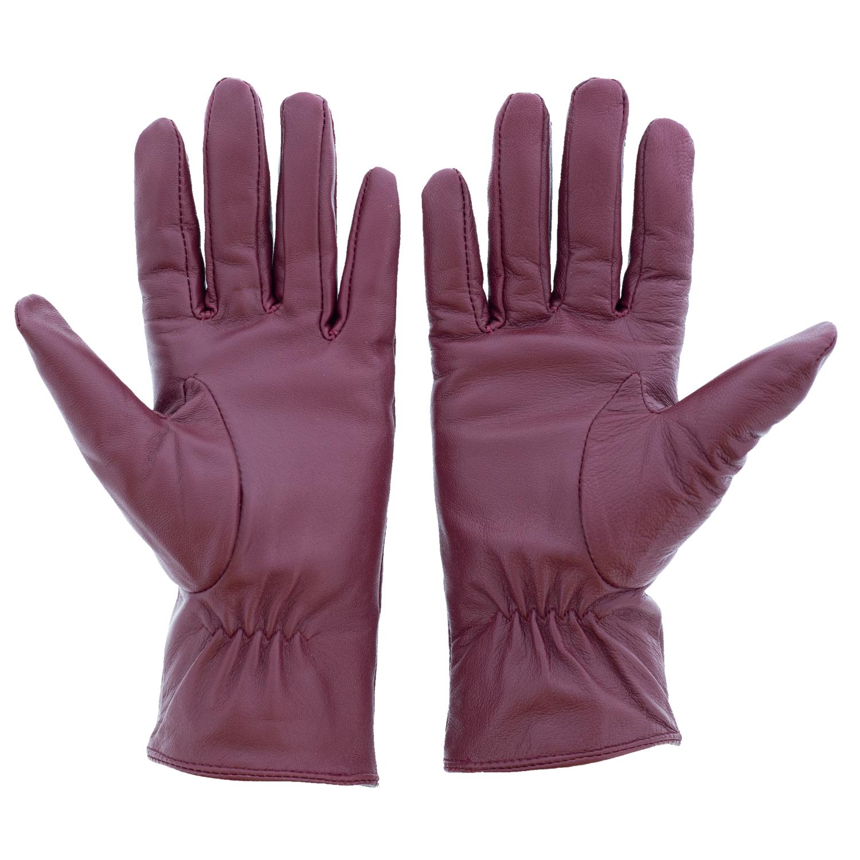 Etcetera Shiraz Gloves, Vintage, Leather, Cozy Lining 2