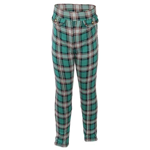 Janie And Jack Boy's Plaid Pant Pants