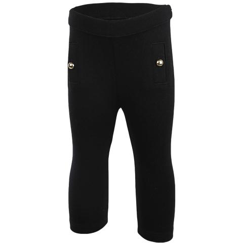Janie And Jack Boy's Button Ponte Pant Pants & Capri