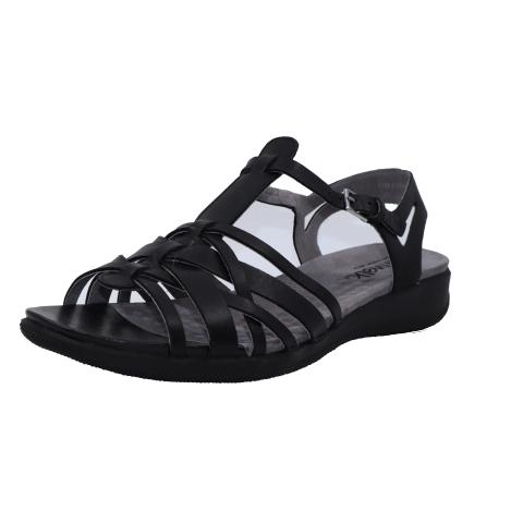 Soft Walk Women's Taft Leather Sandal