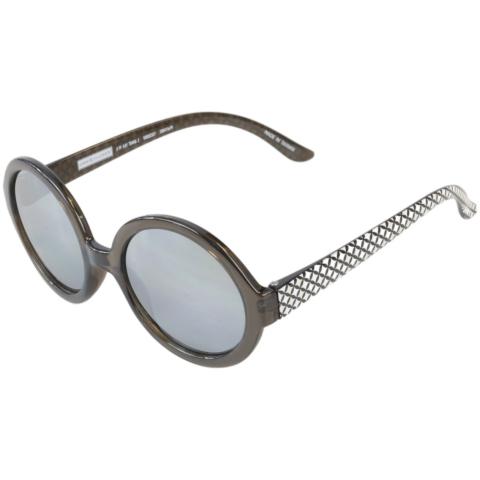 Janie And Jack Round Sunglasses 2-4 Years 200411679 Brown