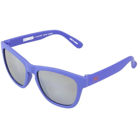 Janie And Jack Reflective Sunglasses 0-2 Years 200405529 Matte Blue Square
