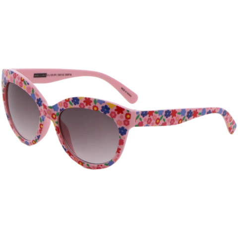 Janie And Jack Gradient Floral Cat Eye Sunglasses 4 Up 200397744 Pink