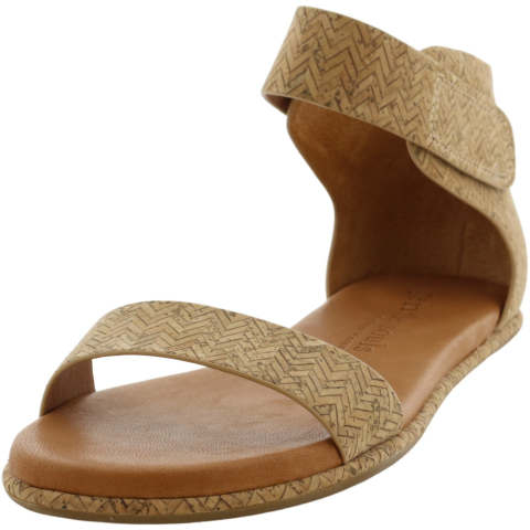 Kenneth Cole Women's Break Even Ankle-High Leather Sandal