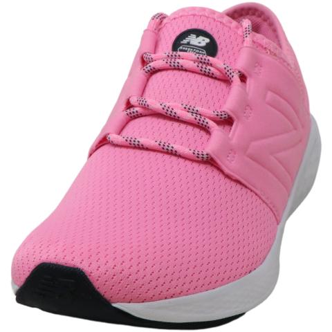 New Balance Girl's Gecrz Ankle-High Mesh Running