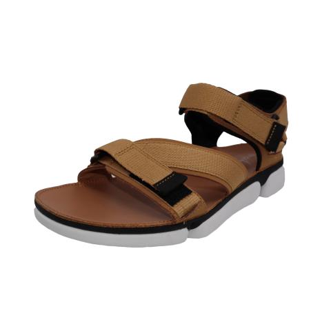 Clarks Men's Tri Cove Sun Ankle-High Fabric Sandal