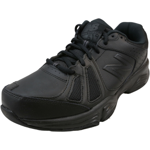 New Balance Men's Mx519 Ankle-High Leather Cross Trainers