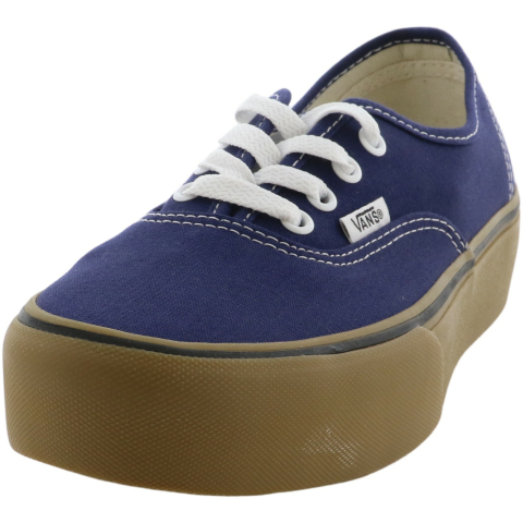 Vans Authentic Platform Gum Low Top Canvas Women'