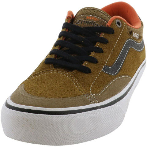 Vans Men's Tnt Advanced Prototype Anti Hero Low Top Leather Women'