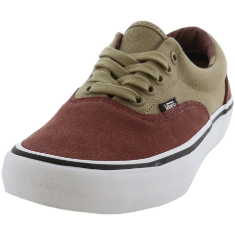Vans Men's Era Pro Camo Low Top Suede Women'
