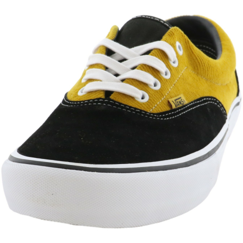Vans Men's Era Pro Corduroy Low Top Suede Women'