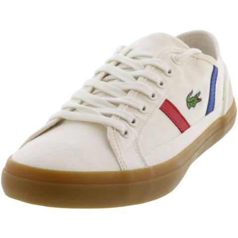 Lacoste Men's Sideline Canvas Ankle-High Sneaker