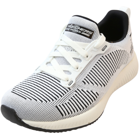 Skechers Women's Bobs Squad-Twinning Ankle-High Cross Trainers