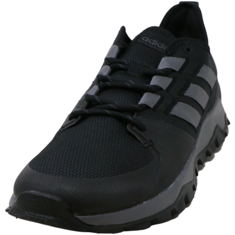 Adidas Men's Kanadia Trail Ankle-High Mesh Running